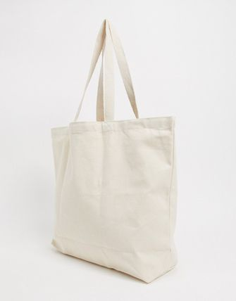 Unisex Street Style Totes