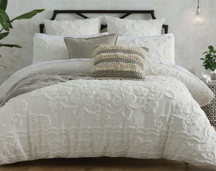 Plain Pillowcases Comforter Covers Co-ord Duvet Covers