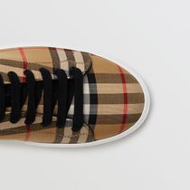 Burberry Other Plaid Patterns Casual Style Street Style