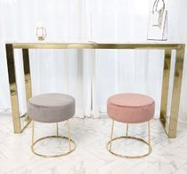 Gold Furniture Vervet Furniture Table & Chair
