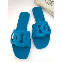 HERMES Chaine dAncre Casual Style Sandals