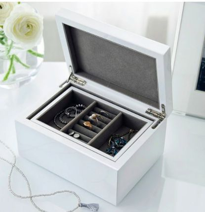Bridal Make-up Organizer Jewelry Organizer