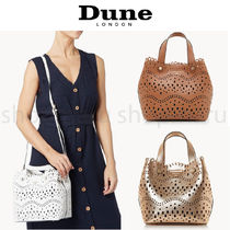 Dune LONDON Casual Style Faux Fur 2WAY Plain Party Style Office Style