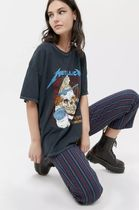 Urban Outfitters More T-Shirts Unisex Street Style Logo T-Shirts 4