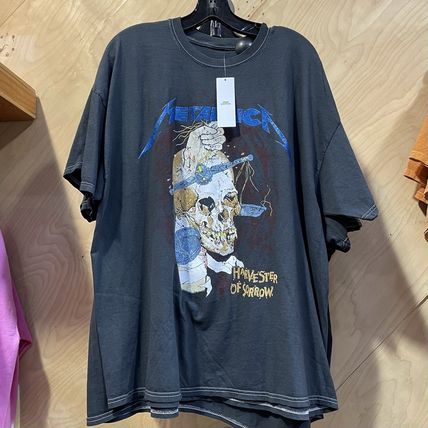 Urban Outfitters More T-Shirts Unisex Street Style Logo T-Shirts 2