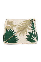 HOUSE OF HARLOW 1960 Tropical Patterns Casual Style Clutches