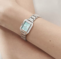 Tiffany & Co Tiffany T Square Quartz Watches Jewelry Watches Stainless