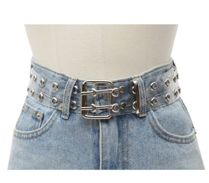 Casual Style Unisex Street Style Leather Party Style Belts