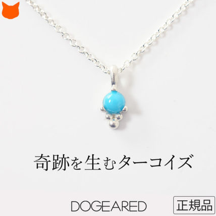 Dogeared Casual Style Silver Office Style Elegant Style Formal Style