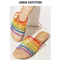 Urban Outfitters Casual Style Plain Sandals
