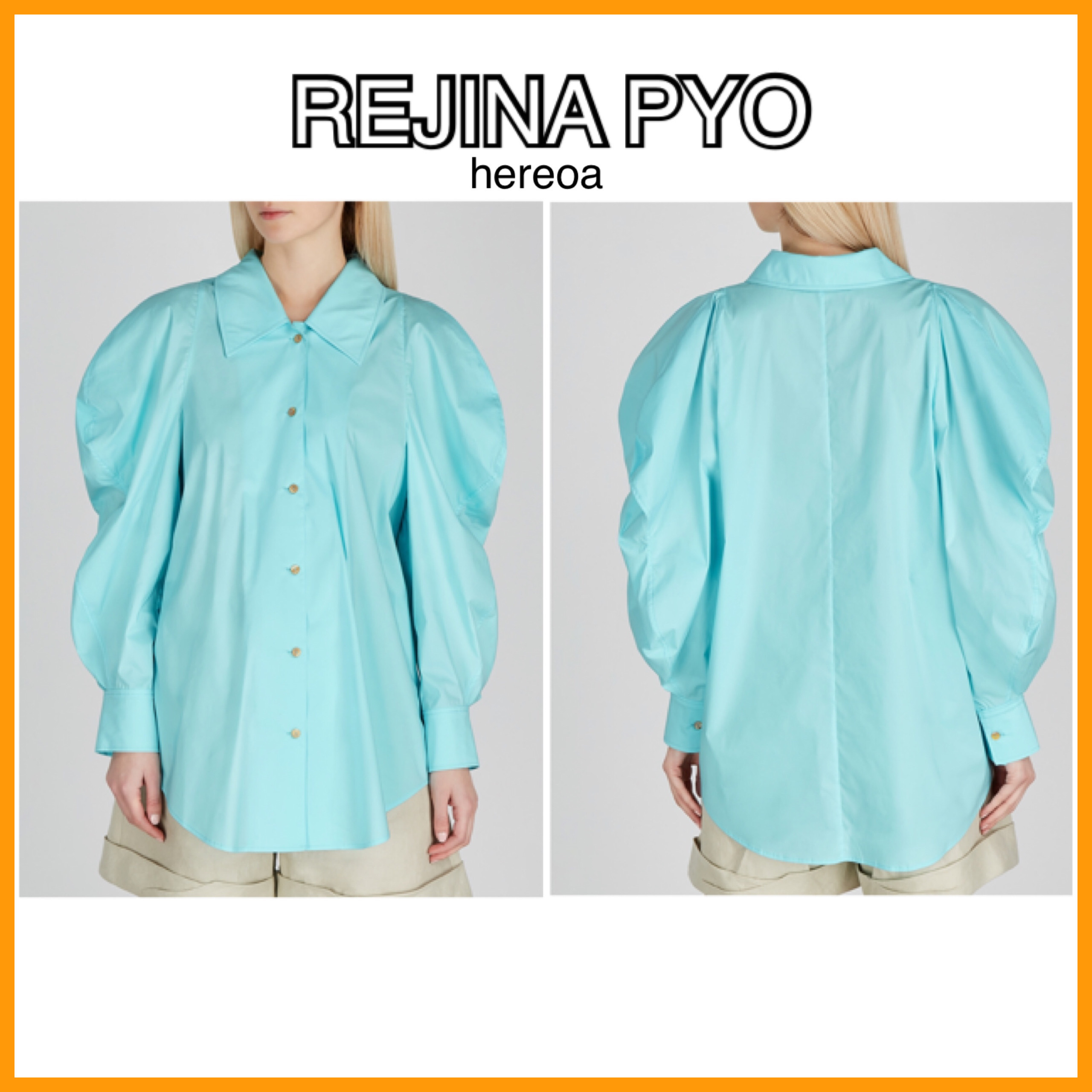 shop rejina pyo clothing