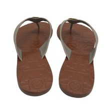 Tory Burch Casual Style Leather Flip Flops Flat Sandals