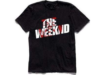the Weeknd More T-Shirts Unisex Street Style T-Shirts