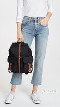 Herschel Supply Casual Style Unisex Canvas Blended Fabrics Street Style