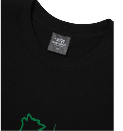 thisisneverthat More T-Shirts Unisex Street Style Collaboration Short Sleeves T-Shirts 3