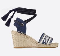 Christian Dior Casual Style Logo Sandals Sandal