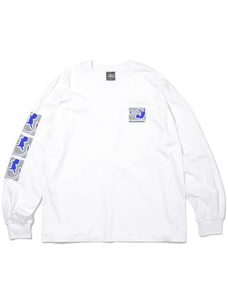 thisisneverthat Long Sleeve Unisex Street Style Collaboration Long Sleeves Cotton 2