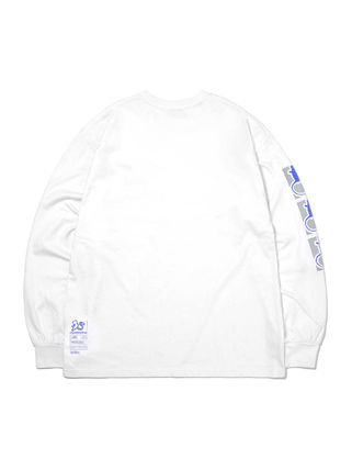 thisisneverthat Long Sleeve Unisex Street Style Collaboration Long Sleeves Cotton 3