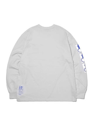 thisisneverthat Long Sleeve Unisex Street Style Collaboration Long Sleeves Cotton 5