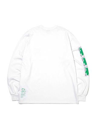 thisisneverthat Long Sleeve Unisex Street Style Collaboration Long Sleeves Cotton 10