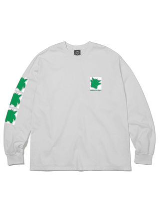 thisisneverthat Long Sleeve Unisex Street Style Collaboration Long Sleeves Cotton 11