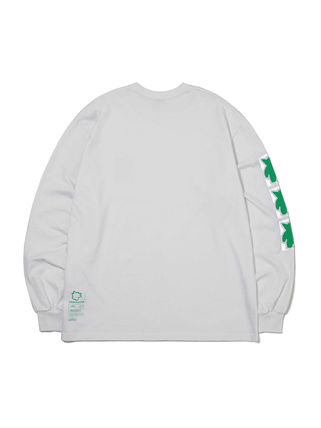 thisisneverthat Long Sleeve Unisex Street Style Collaboration Long Sleeves Cotton 12
