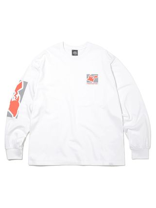 thisisneverthat Long Sleeve Unisex Street Style Collaboration Long Sleeves Cotton 15