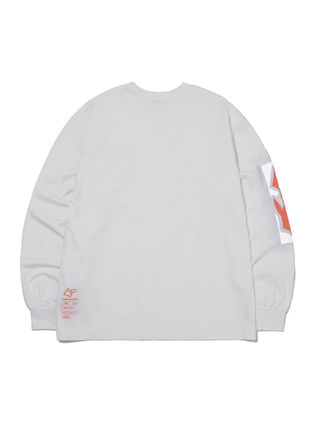 thisisneverthat Long Sleeve Unisex Street Style Collaboration Long Sleeves Cotton 18