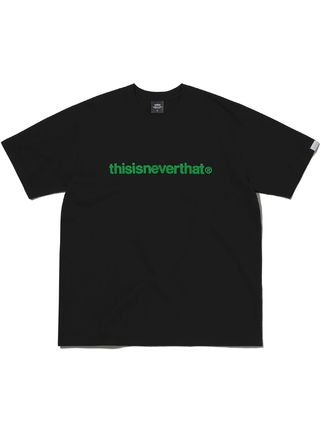 thisisneverthat More T-Shirts Unisex Street Style Collaboration Cotton Short Sleeves Logo 8