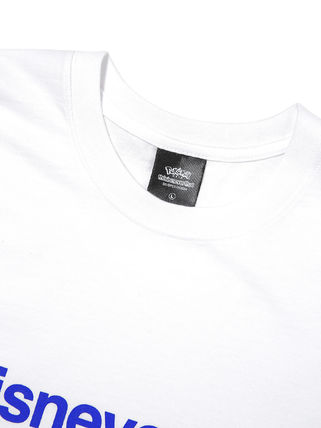 thisisneverthat More T-Shirts Unisex Street Style Collaboration Cotton Short Sleeves Logo 18
