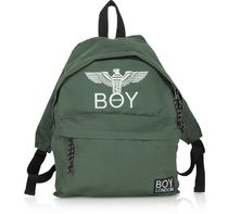 BOY LONDON Casual Style Logo Backpacks