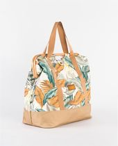 RIP CURL Flower Patterns Tropical Patterns Casual Style Canvas A4