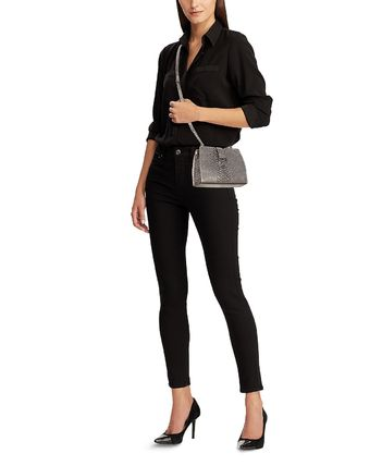 Casual Style Street Style 2WAY Leather Party Style Python