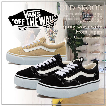 VANS Unisex Kids Girl Sneakers