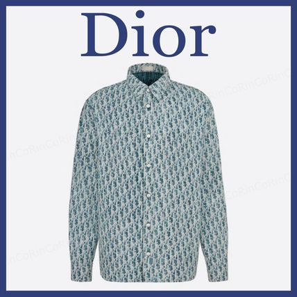 Christian Dior Shirts Monogram Luxury Shirts 3