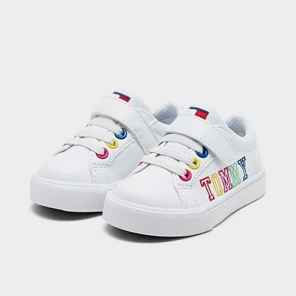 Tommy Hilfiger Unisex Street Style Baby Girl Shoes