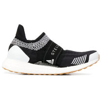 adidas by Stella McCartney Rubber Sole Casual Style Blended Fabrics Street Style