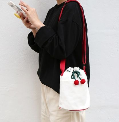Canvas Street Style 2WAY Shoppers