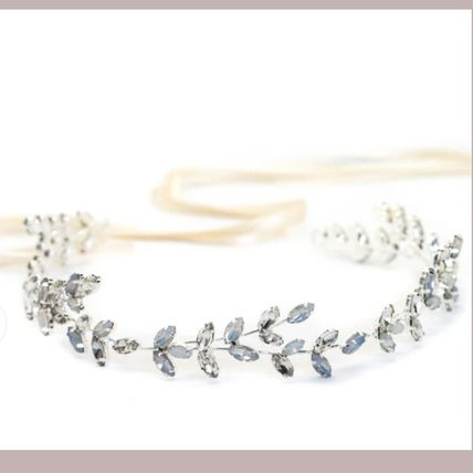 Flower Party Style Flower Tiaras Elegant Style Formal Style