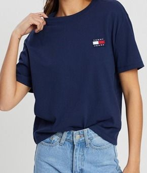 Tommy Hilfiger More T-Shirts Unisex Cotton Short Sleeves T-Shirts 3