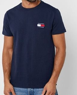 Tommy Hilfiger More T-Shirts Unisex Cotton Short Sleeves T-Shirts 4