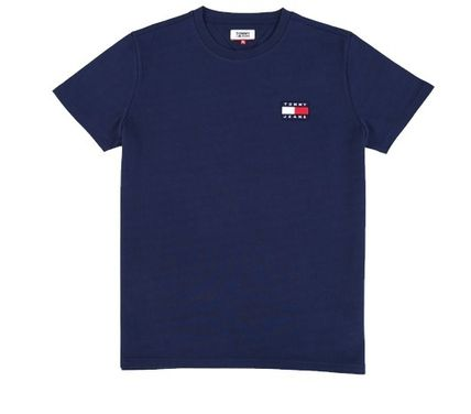 Tommy Hilfiger More T-Shirts Unisex Cotton Short Sleeves T-Shirts 6