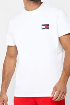 Tommy Hilfiger More T-Shirts Unisex Cotton Short Sleeves T-Shirts 10