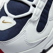 Nike AIR MAX Unisex Collaboration Logo Low-Top Sneakers