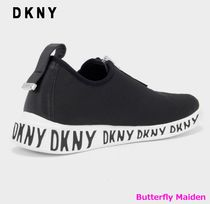 DKNY Casual Style Unisex Street Style Logo Low-Top Sneakers