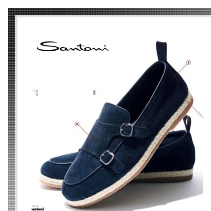 Suede Plain Loafers & Slip-ons