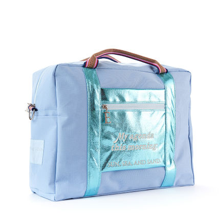 Blended Fabrics Luggage & Travel Bags