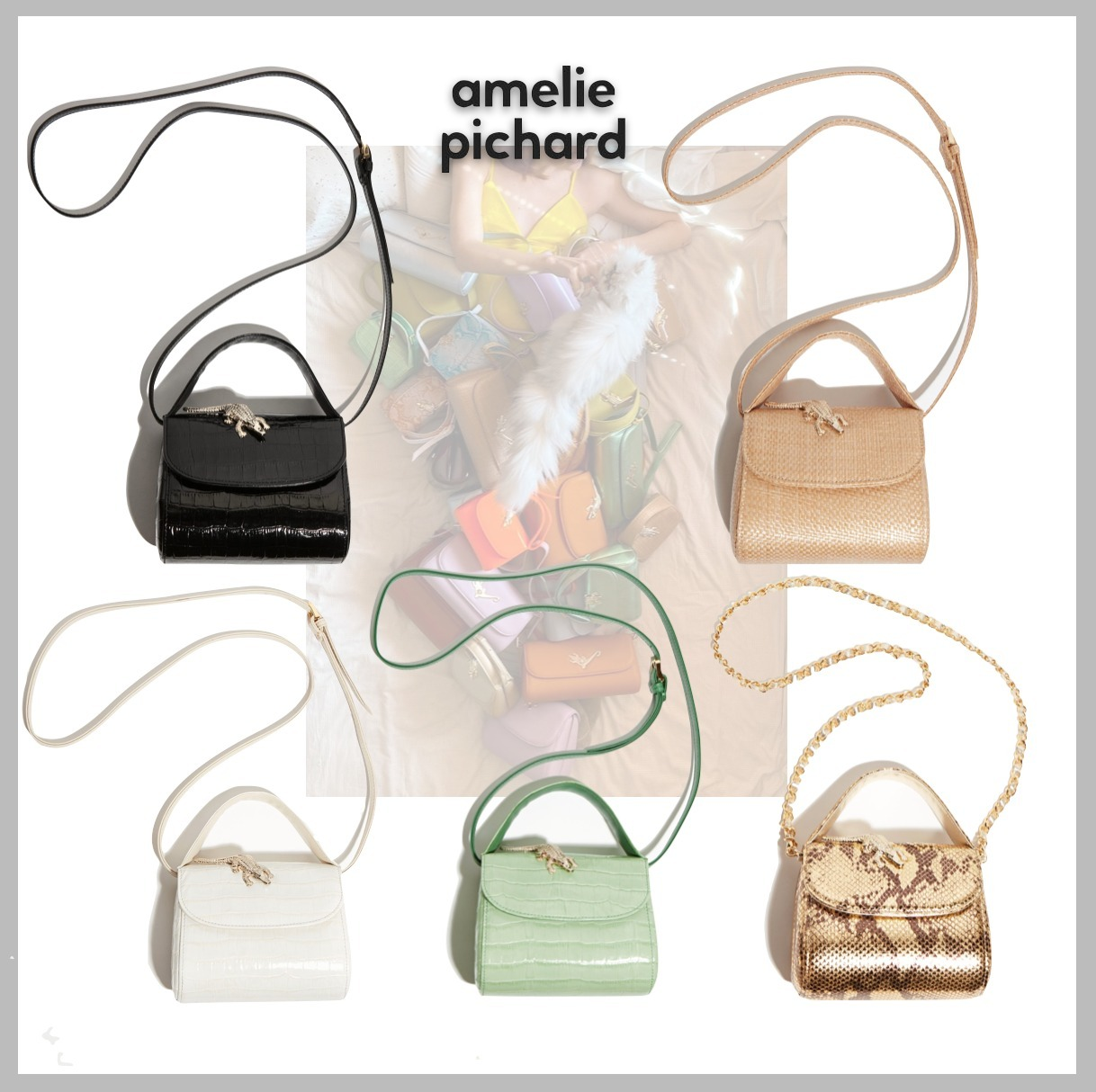 shop amelie pichard bags