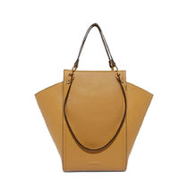 COCCINELLE Casual Style 2WAY Plain Leather Office Style Elegant Style