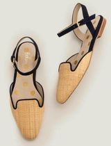 Boden Casual Style Plain Leather Elegant Style Shoes